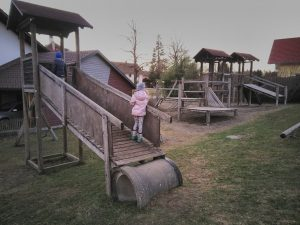 Allgäu Spielplatz